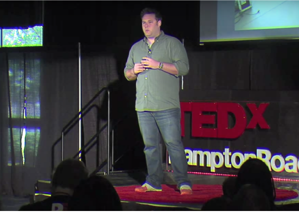 Zack Miller talks about the 1000 Four Method at Tedx